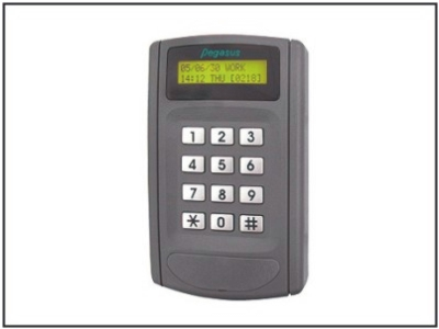 Access control systems with Proximity readers