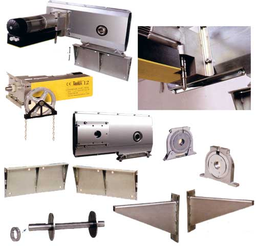INDUSTRIAL ROLLING SHUTER