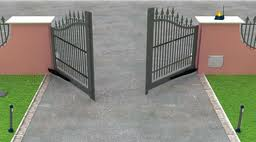 Ace 12 dc swing gate automation
